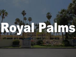 Royal Palms - Cathedral City, CA