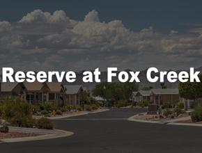 Reserve at Fox Creek - Bullhead City, AZ