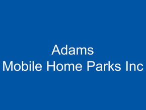 Adams Mobile Home Parks Inc - Rye, NH