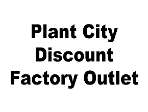 Plant City Discount Factory Outlet Logo