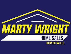 Marty Wright Home Sales logo