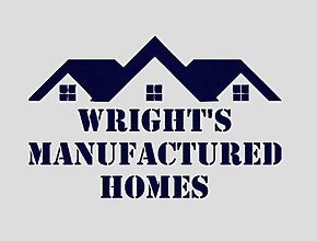 Wright's Manufactured Homes Logo