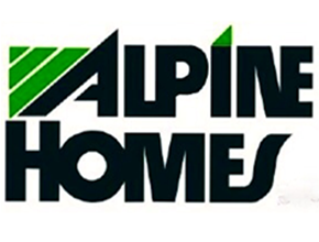 Alpine Homes Logo