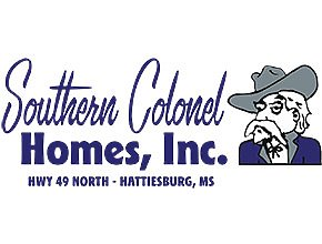 Southern Colonel Homes logo