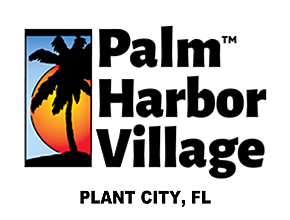 Palm Harbor Village of Plant City Logo