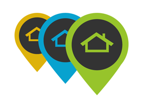 Homes of America Logo