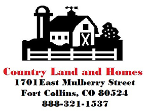 Country Land and Homes Logo