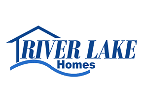 River Lake Homes logo