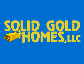 Solid Gold Homes Logo