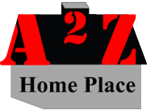 A 2 Z Homeplace Logo