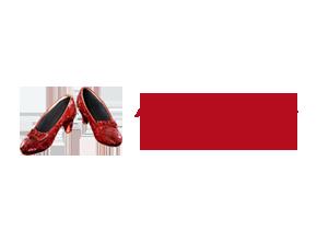 Ruby Slippers Homes Logo