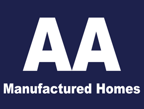 AA Manufactured Homes Logo