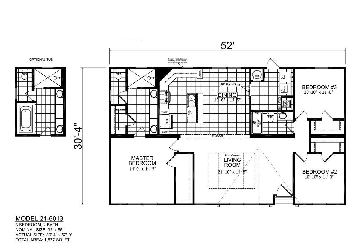 Champion Homes 6013 Arkansas Home Center