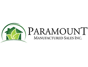 Paramount Manufactured Sales Riverside Logo