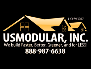 US Modular, Inc. Logo