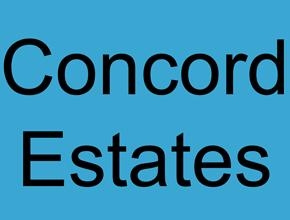 Concord Estates Logo