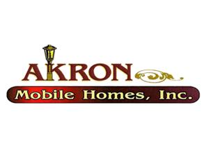 Akron Mobile Homes Logo