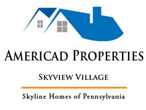Americad Properties - Skyview Village Logo