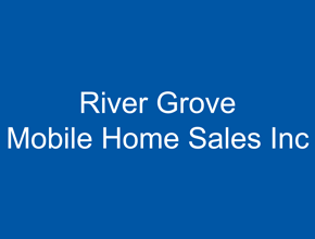 River Grove Mobile Home Sales Logo