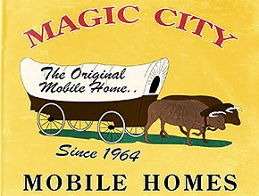 Magic City Mobile Homes logo