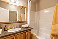 Palm Harbor The Metolius Cabin 28562A Bathroom