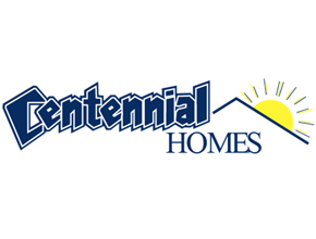 Centennial Homes of Bismarck Logo