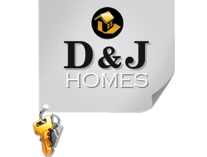 D & J Homes - Richmond, IN Logo