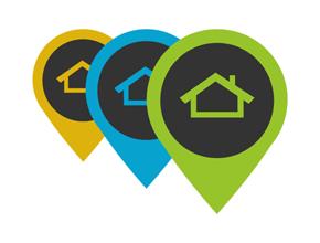 Harrill's Homes Logo