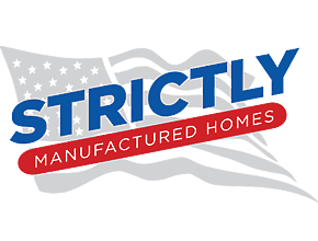 Strictly Manufactured Homes Logo