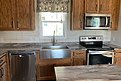 Sunshine Homes Island View Kitchen