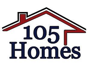 105 Homes - Cleveland, TX Logo