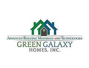 Green Galaxy Homes Logo