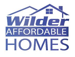 Wilder Affordable Homes logo