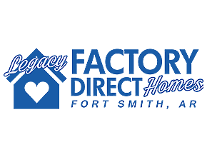 Legacy Factory Direct Homes Logo