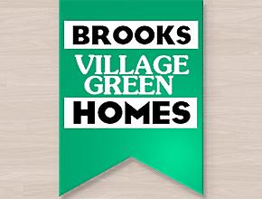Brooks Village Green Homes Logo