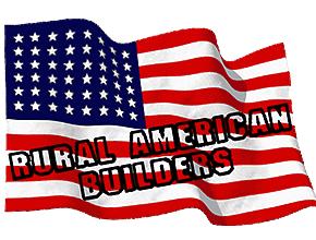 Rural American Builders Logo