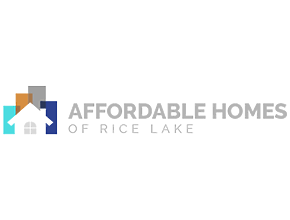 Affordable Homes of Rice Lake Logo