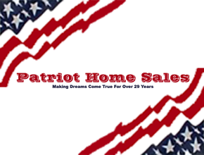 Patriot Home Sales, Inc. Logo