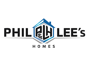 Phil & Lee's Homes Logo