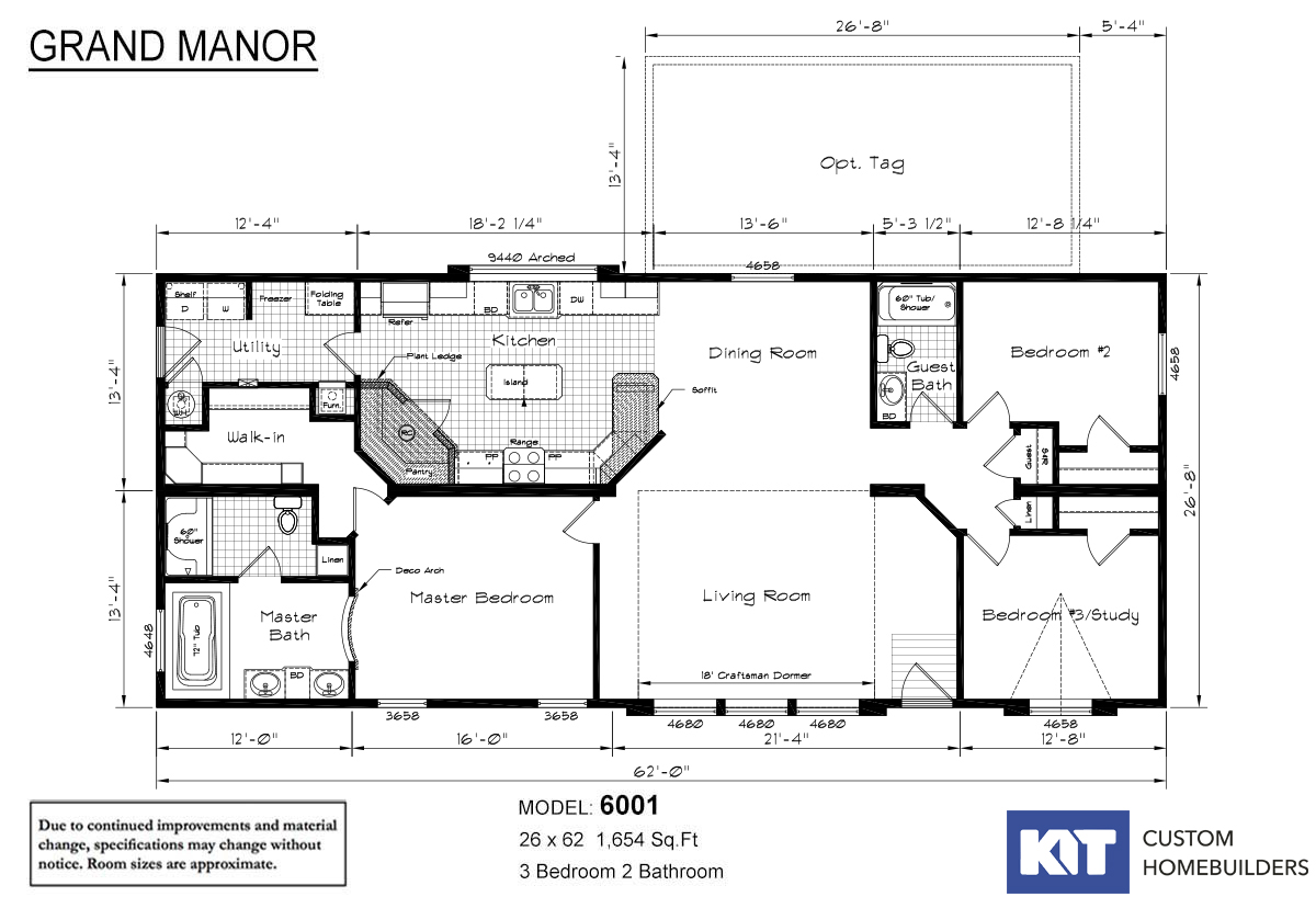Grand Manor - 6001