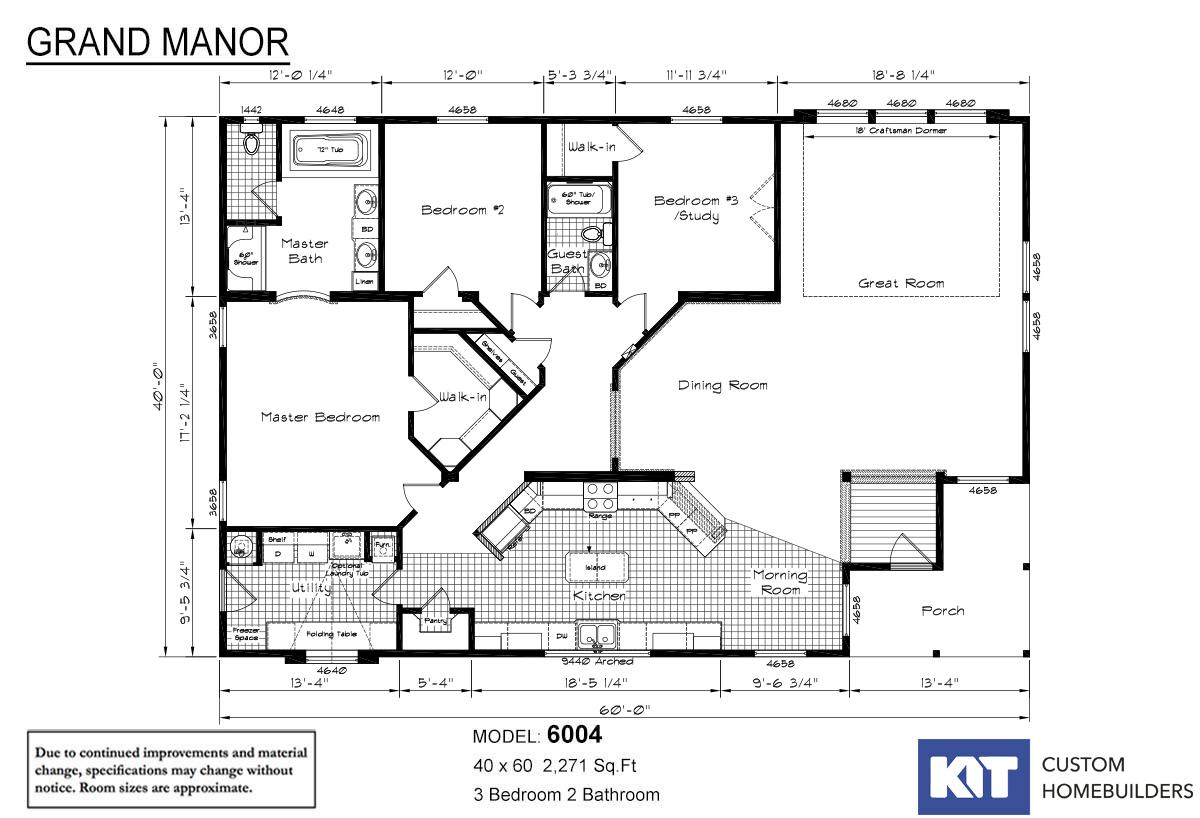 Grand Manor - 6004