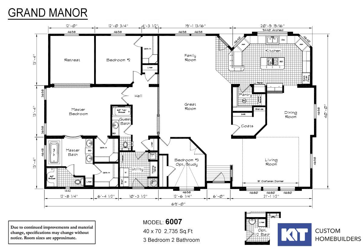 Grand Manor - 6007