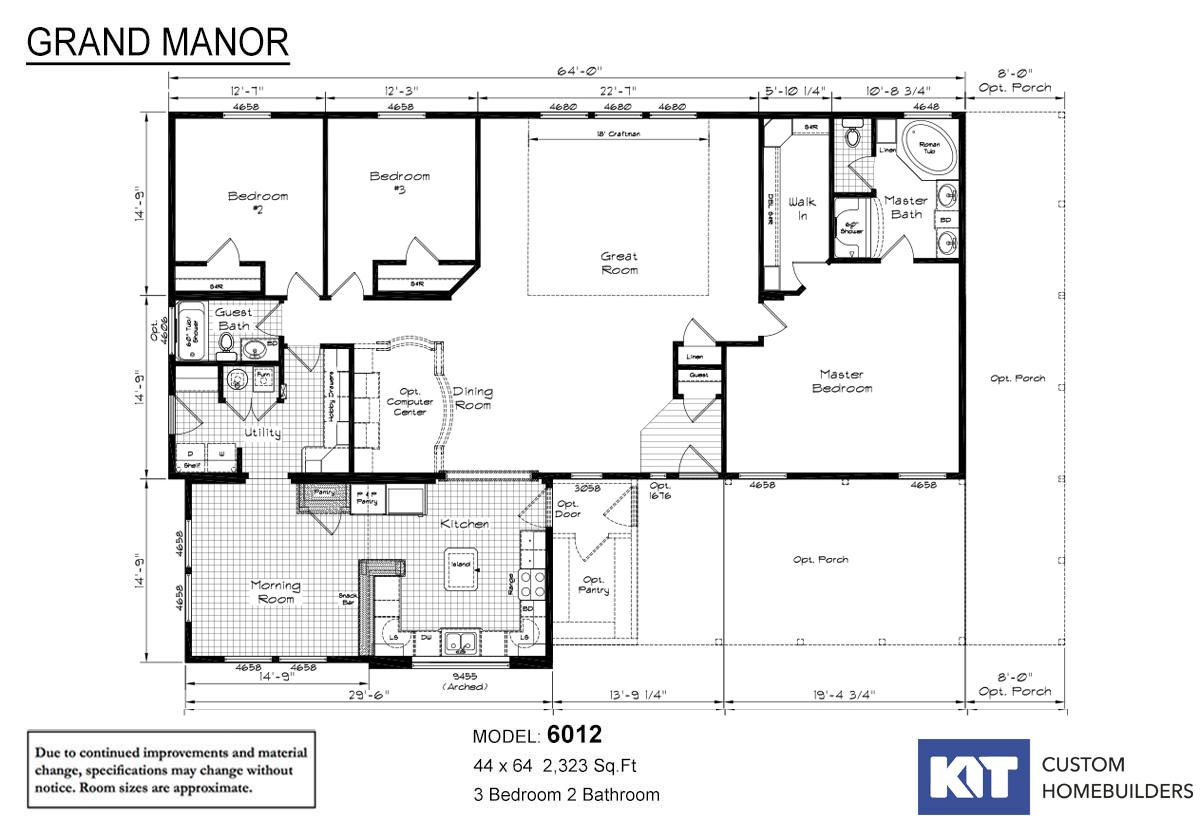 Grand Manor - 6012