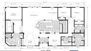 Pinehurst 2510-V1 Layout