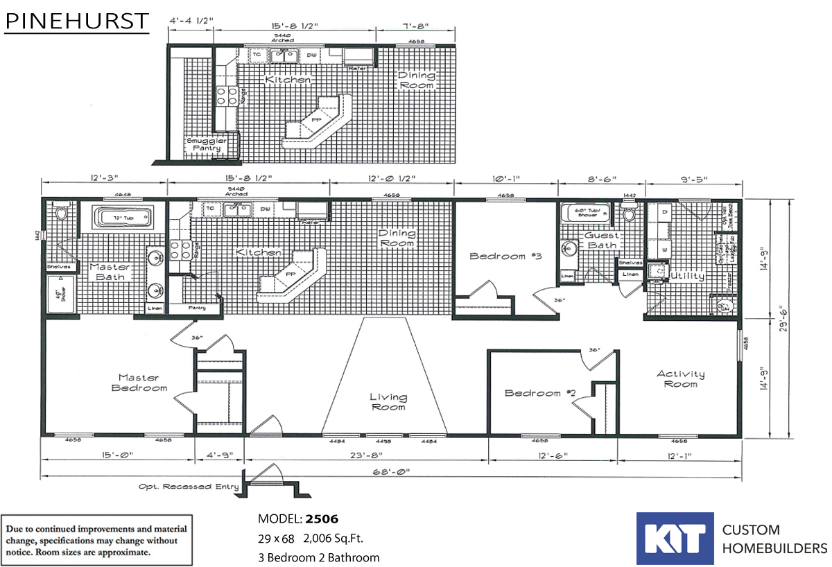 Pinehurst - 2506-V1