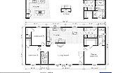 Pinehurst 2504-V1 Layout