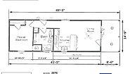 Cedar Canyon LS 2070-3 Layout