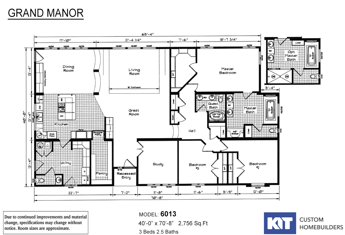 Grand Manor - 6013