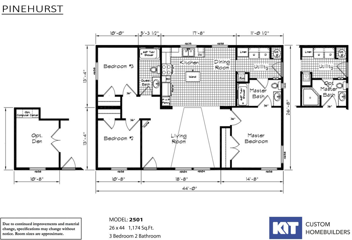 Pinehurst - 2501