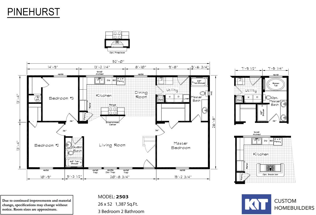 Pinehurst - 2503